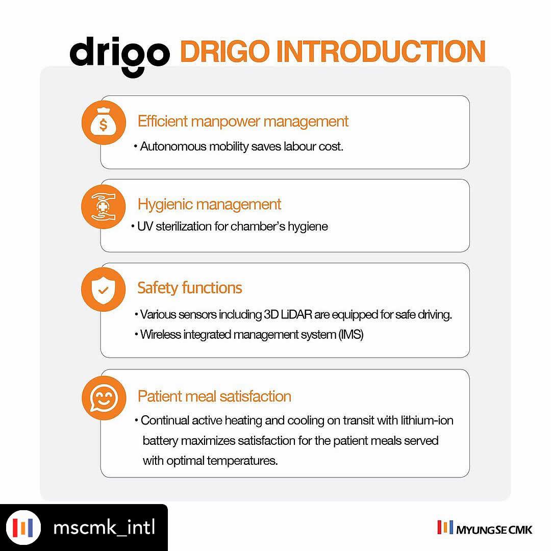 Drigo - overview