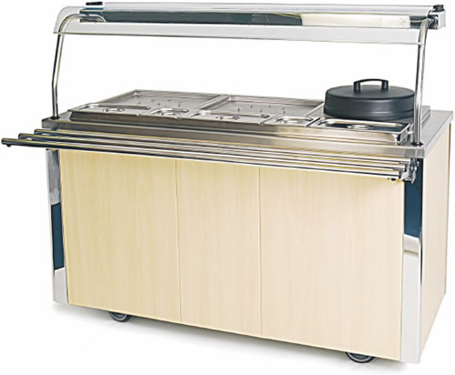 Carveries: V Carte Carvery Unit MODEL VCCV4