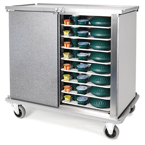 Fully Enclosed Meal Tray Trolleys
