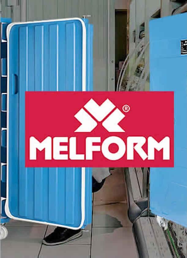 Melform catering equipment range