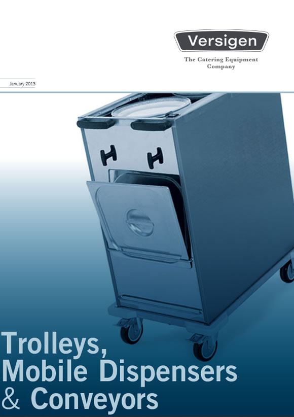 Trolleys Mobile Dispensers and Conveyors