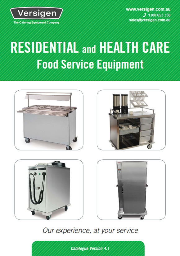 Residential and healthcare brochure