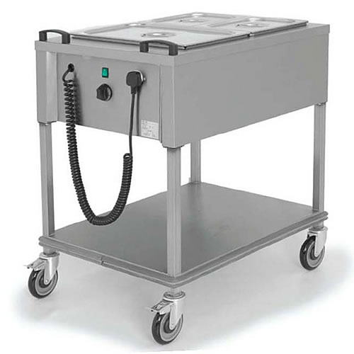Compact and portable bain marie, VMBM2