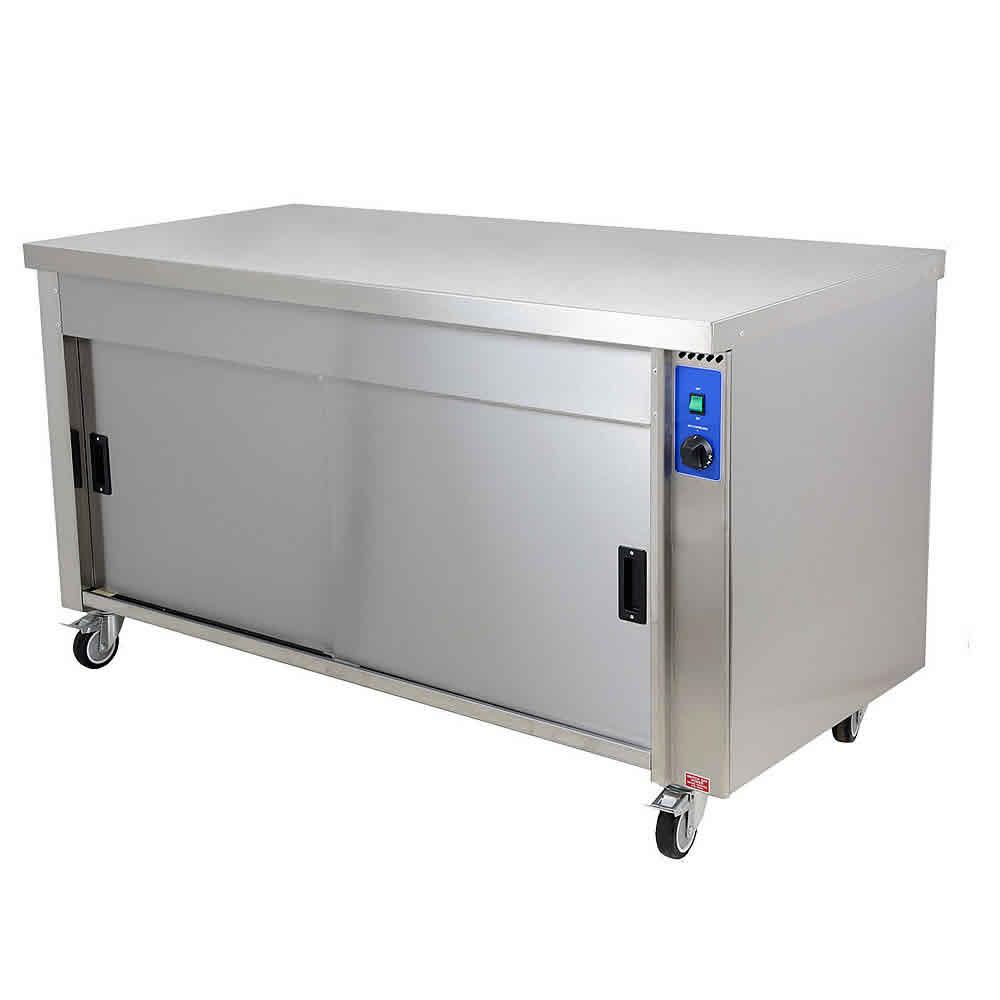 Premier kitchen hot cupboard, model HC4E