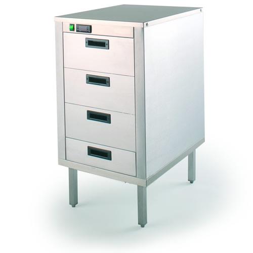 BKRW3, bread roll warming drawer