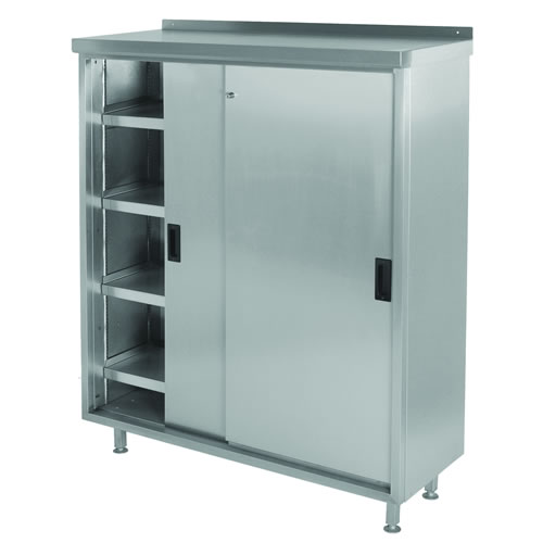 430 Grade Stainless Steel Cupboard