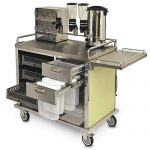 Breakfast Service Trolley, model BBT