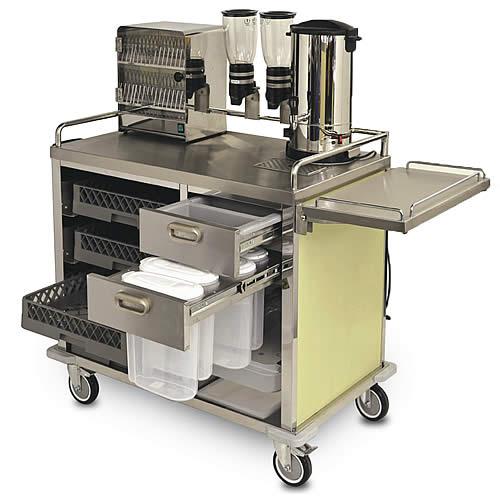 Breakfast Service Trolley, model BBT