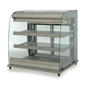 Heated Table-top Multi Tier Display, model GGHT2