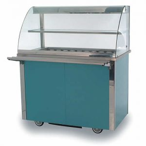 Foodservice Counters and Buffet Units