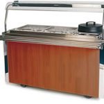 Carvery in Academy Maple Finish