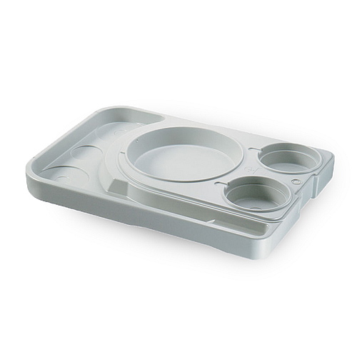 Universal meal tray system, model 77710