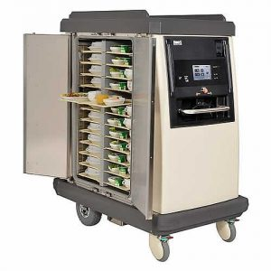 Meal Tray Service Trolleys