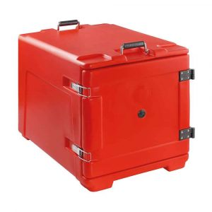 Front opening isothermal container, model AF7