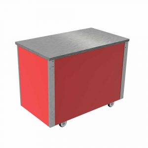 Ambient Versicarte storage cupboard, model VC3SC