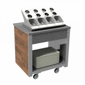 Versicarte Cutlery & Tray Pickup Point, model VCCT